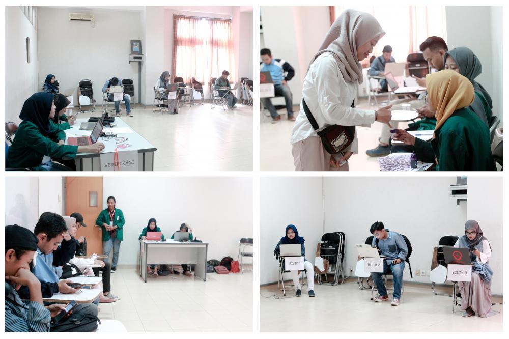 Suasana Kegiatan di Fakultas Dakwah dan Komunikasi